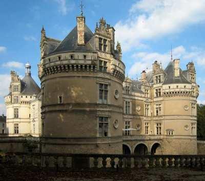 Le Lude: castelo de conto de fadas
