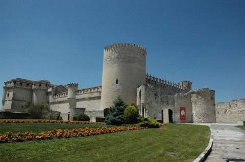 Castelo de Sepúlveda, castelos medievais