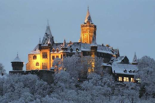 Castelo de Wernigerode, Alemanha