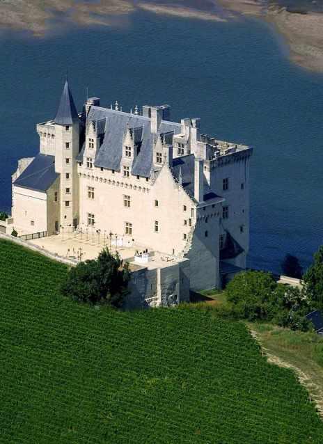Castelo de Montsoreau, Pays de la Loire